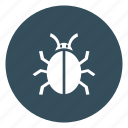 bug, insect, malware, trojen, virus