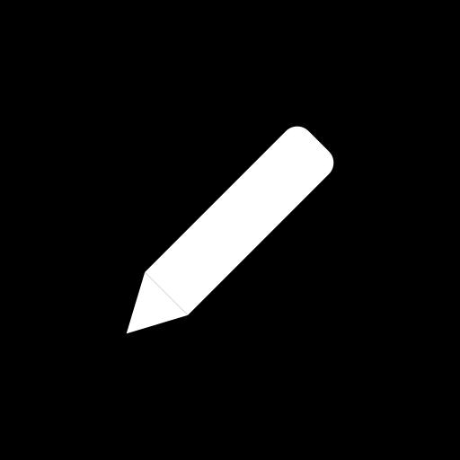 basic, edit, pen, pencil, thiago pontes icon