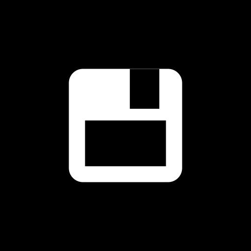basic, guardar, keep, put, save, thiago pontes icon