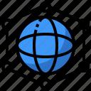 globe, internet, multimedia, world