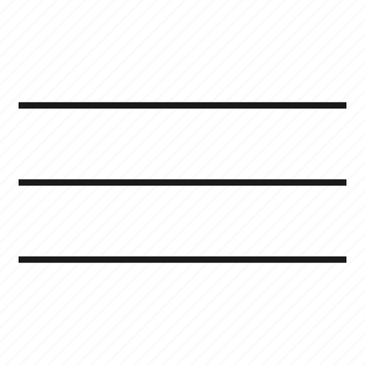 align, list, menu, paragraph, right, text icon