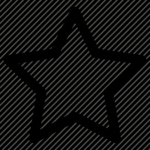 Bookmark, favorite, star, book icon - Download on Iconfinder