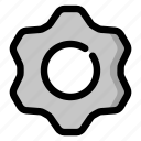 gear, system, tools icon