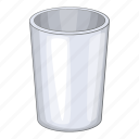 alcohol, beverage, cartoon, cocktail, drink, glass, white icon