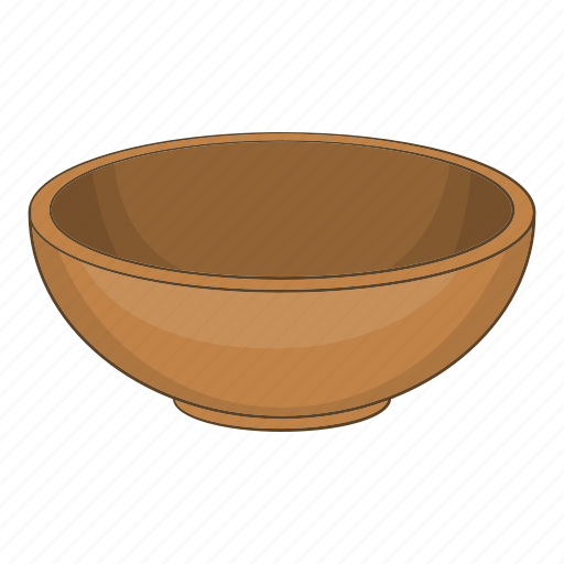 big, bowl, breakfast, cartoon, drink, hot, morning icon