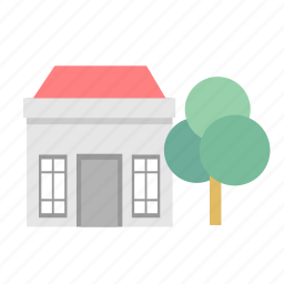 basic, business, ecommerce, home, house, shop icon