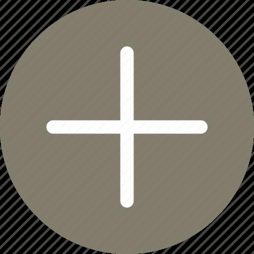 addition, additional, plus icon