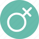 female, girl, user icon