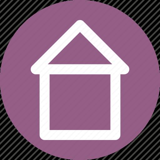 building, estate, home icon