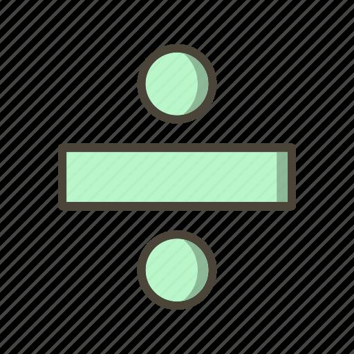 Divide, divider, basic elements icon - Download on Iconfinder