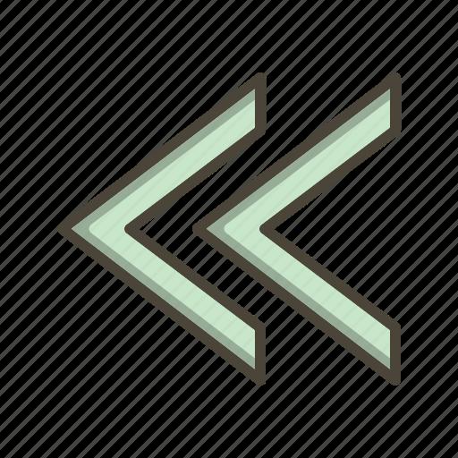Back, arrow, basic elements icon - Download on Iconfinder