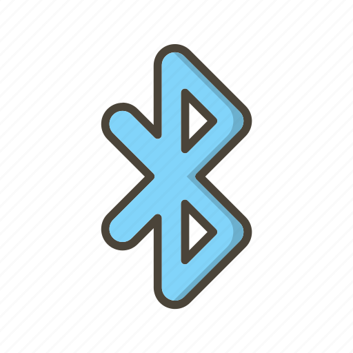 Bluetooth, data, basic elements icon - Download on Iconfinder