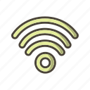 internet, signal, wifi, wireless icon