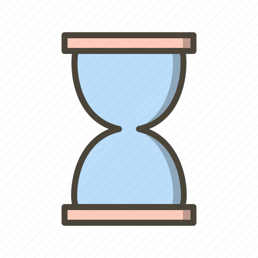 Hour glass, load, basic elements icon - Download on Iconfinder