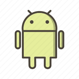 android, robot, robotic, technology icon