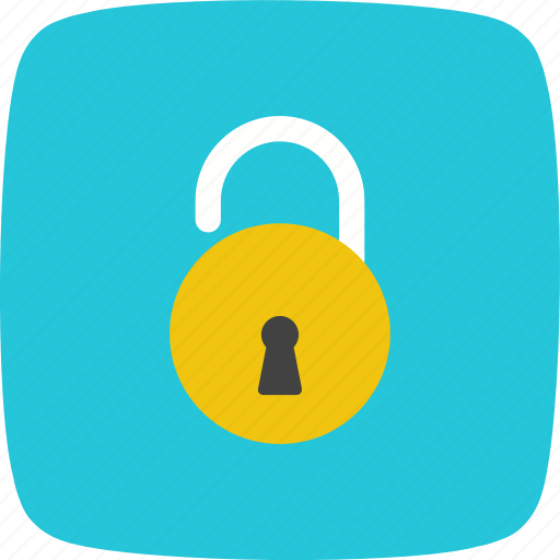 Acess, lock, basic elements icon - Download on Iconfinder