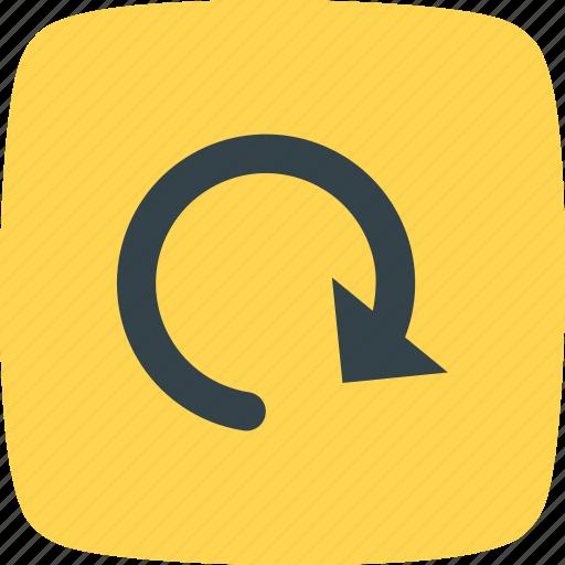 Reload, refresh, basic elements icon - Download on Iconfinder