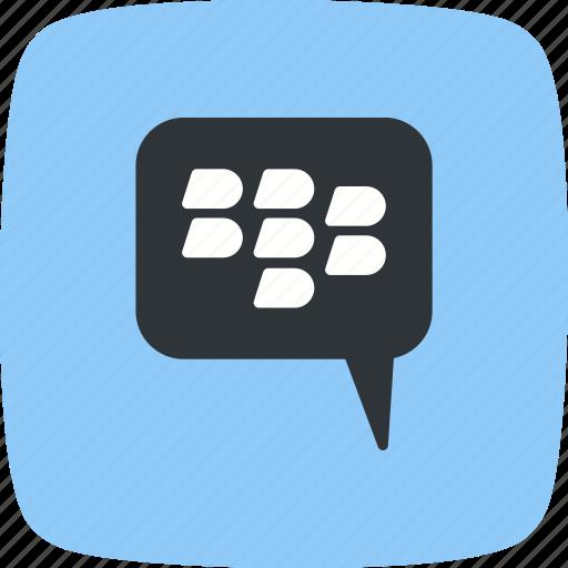 Bbm, blackberry, basic elements icon - Download on Iconfinder