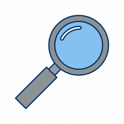 Find, magnifier, basic elements icon - Download on Iconfinder