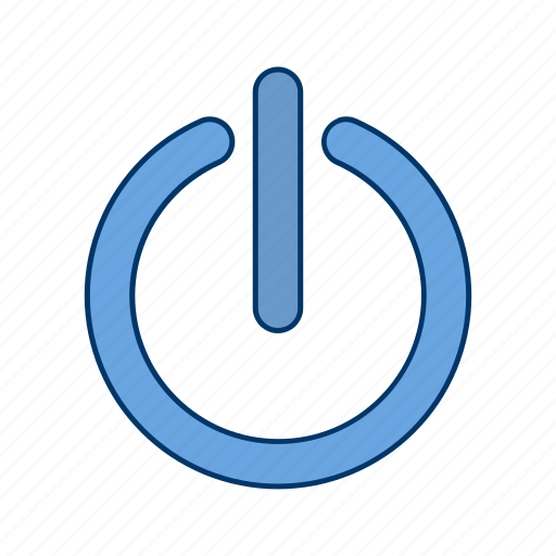 Off, power, basic elements icon - Download on Iconfinder