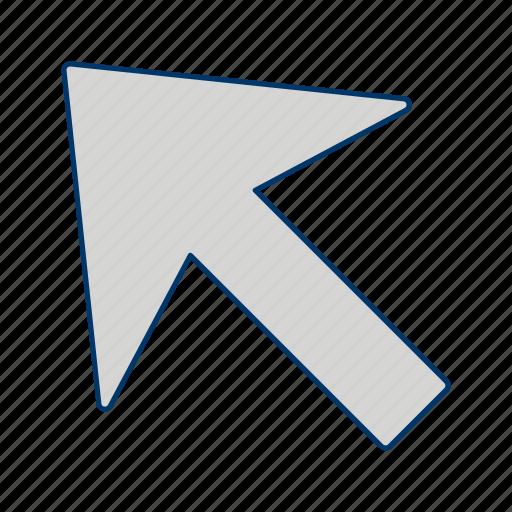 Arrow, cursor, basic elements icon - Download on Iconfinder