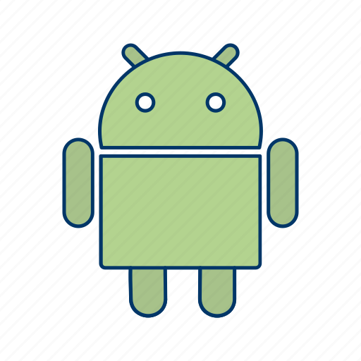 Android, operating system, basic elements icon - Download on Iconfinder