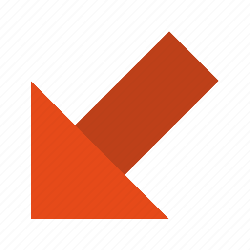 Arrow, direction, basic element icon - Download on Iconfinder