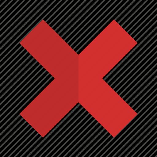 basic element, cancel, close icon