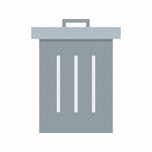 Delete, recycle bin, basic element icon - Download on Iconfinder