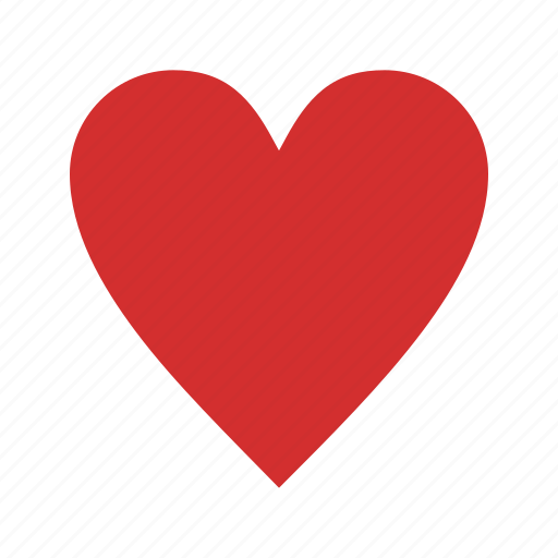 favourite, heart, rating icon