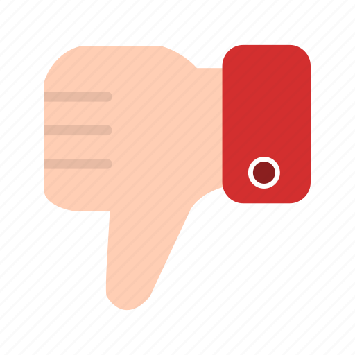 Dislike, gesture, basic element icon - Download on Iconfinder