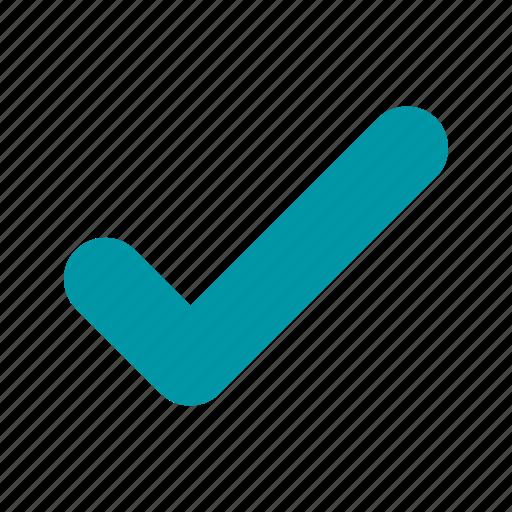 checklist, tick, valid icon