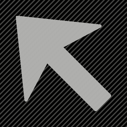 Arrow, cursor, basic element icon - Download on Iconfinder