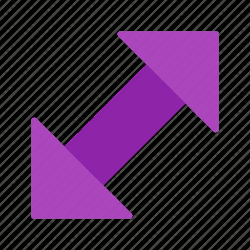 arrows, double arrow, move icon