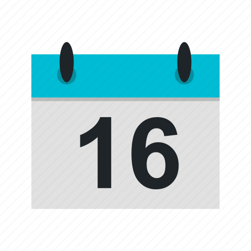 calender, month, schedule icon