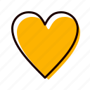 award, favorite, heart, love, rate, rating icon