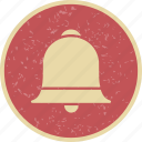 alarm, alert, bell, notification icon