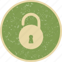 acess, open, padlock, unlock icon