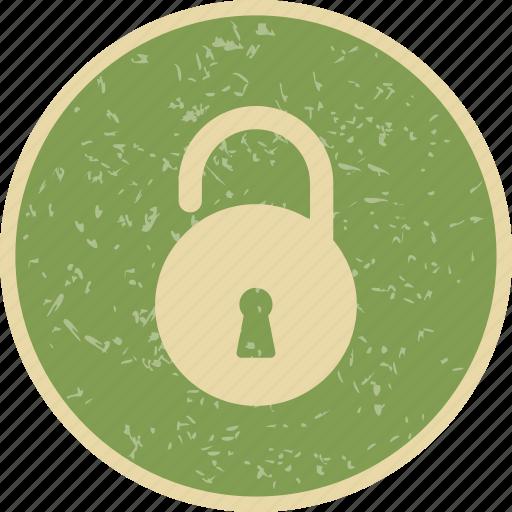 acess, open, unlock icon