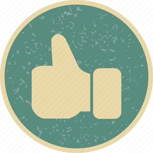 basic elements, favorite, favourite, like, thumbs up icon