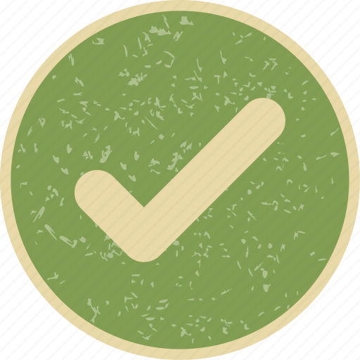 accept, approved, tick icon