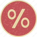 discount, offer, percent, percentage icon