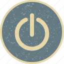 off, poweroff, shutdown icon