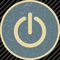 off, poweroff, shutdown icon