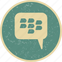 bbm, blackberry, chat, conversation icon