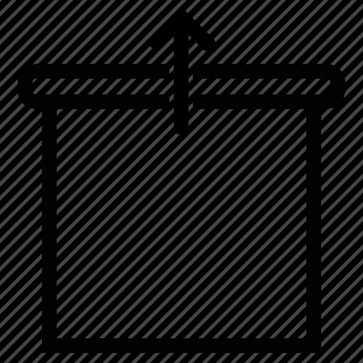 export, share, storage, uploa icon