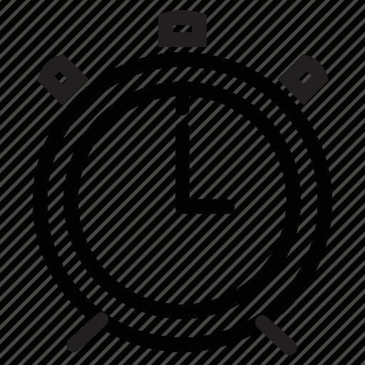 alarm, alert, clock, event, reminder, schedule icon
