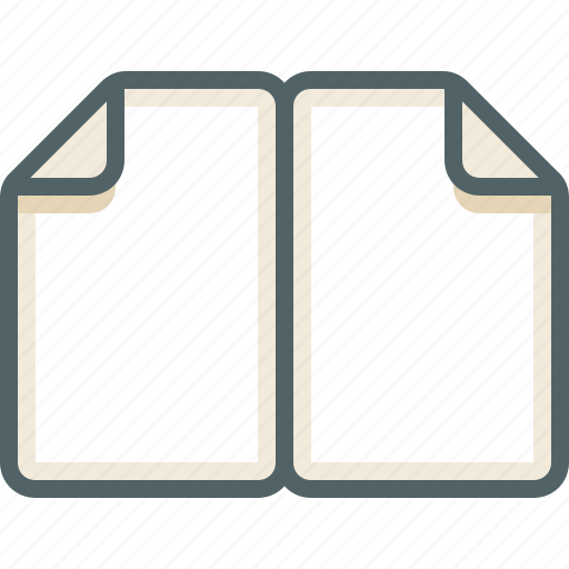 file, two icon