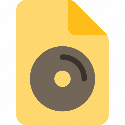 Audio, file, music, sound icon - Download on Iconfinder