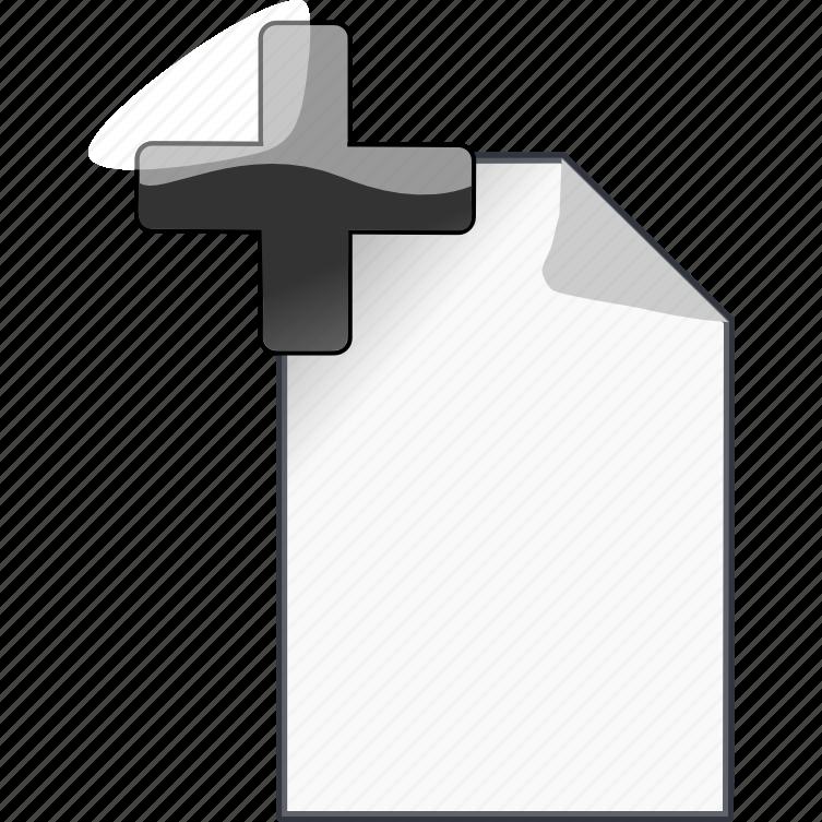 file2, new icon